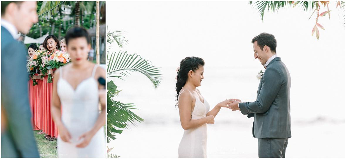 thailand destination beach western wedding photography cape panwa beach phuket 227 - Thailand Beach Western Destination Wedding at Cape Panwa Hotel Phuket, Nokweed and JB
