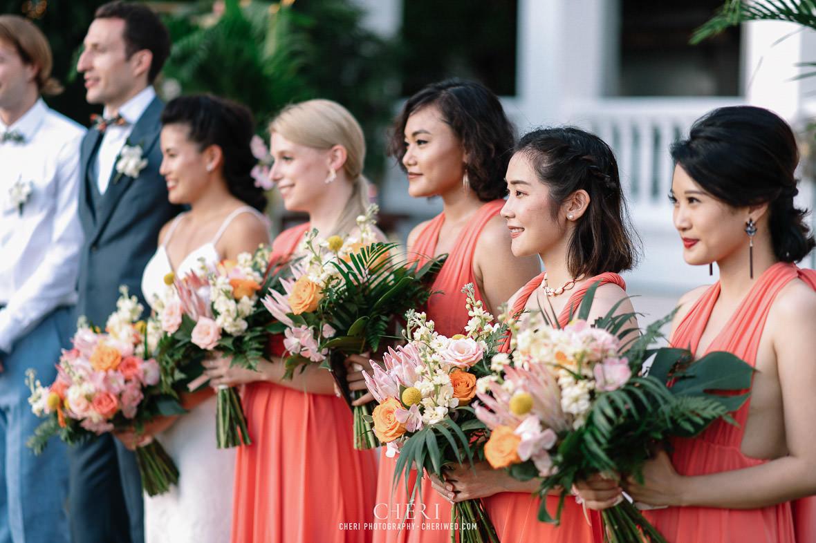thailand destination beach western wedding photography cape panwa beach phuket 261 - Thailand Beach Western Destination Wedding at Cape Panwa Hotel Phuket, Nokweed and JB